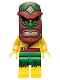 Minifig No: col167  Name: Island Warrior - Minifigure only Entry
