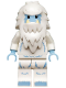 Minifig No: col170  Name: Yeti - Minifig only Entry