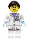 Minifig No: col173  Name: Scientist - Minifig only Entry