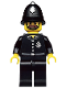 Minifig No: col177  Name: Constable - Minifig only Entry