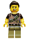 Minifig No: col188  Name: Dino Tracker - Minifig only Entry