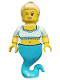 Minifig No: col193  Name: Genie Girl - Minifigure only Entry