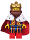 Minifig No: col195  Name: Classic King - Minifigure only Entry