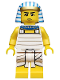Minifig No: col202  Name: Egyptian Warrior - Minifig only Entry