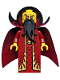 Minifig No: col204  Name: Evil Wizard - Minifig only Entry