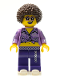 Minifig No: col207  Name: Disco Diva - Minifig only Entry
