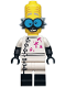Minifig No: col213  Name: Monster Scientist - Minifig only Entry