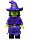 Minifig No: col214  Name: Wacky Witch - Minifig only Entry