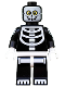 Minifig No: col221  Name: Skeleton Guy - Minifig only Entry
