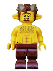 Minifig No: col234  Name: Faun - Minifigure only Entry