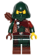 Minifig No: col254  Name: Rogue - Minifigure only Entry