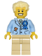 Minifig No: col255  Name: Dog Show Winner - Minifig only Entry