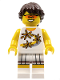 Minifig No: col269  Name: Tennis Player (5004573)