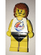 Minifig No: col271  Name: Windsurfer