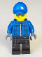 Minifig No: col273  Name: Police - Undercover Cop (5004574)