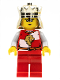 Minifig No: col280  Name: Lion King Quarters (5002147)