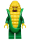 Minifig No: col289  Name: Corn Cob Guy - Minifig only Entry