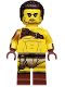Minifig No: col293  Name: Roman Gladiator - Minifig only Entry