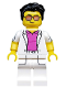 Minifig No: col297  Name: Yuppie - Minifig only Entry