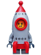 Minifig No: col298  Name: Rocket Boy - Minifig only Entry