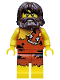 Minifig No: col302  Name: Caveman (5004936)