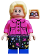 Minifig No: colhp05  Name: Luna Lovegood - Minifigure Only Entry