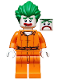 Minifig No: coltlbm08  Name: The Joker - Arkham Asylum - Minifigure Only Entry