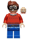 Minifig No: coltlbm09  Name: Dick Grayson - Minifigure Only Entry