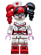 Minifig No: coltlbm13  Name: Nurse Harley Quinn - Minifigure Only Entry