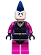 Minifig No: coltlbm20  Name: Mime - Minifigure Only Entry