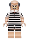 Minifig No: coltlbm34  Name: Vacation Alfred Pennyworth - Minifigure Only Entry
