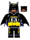 Minifig No: coltlbm35  Name: Bat-Merch  Batgirl - Minifig Only Entry