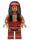 Minifig No: coltlbm39  Name: Apache Chief - Minifigure Only Entry