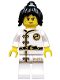 Minifig No: coltlnm02  Name: Spinjitzu Training Nya - Minifig Only Entry, no stand, no accessories