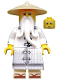 Minifig No: coltlnm04  Name: Master Wu - Minifig Only Entry, no stand, no accessories