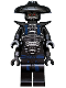 Minifig No: coltlnm05  Name: Garmadon - Minifig Only Entry, no stand, no accessories