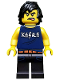 Minifig No: coltlnm08  Name: Cole - Minifig Only Entry, no stand, no accessories