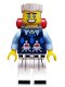 Minifig No: coltlnm10  Name: Zane - Minifig Only Entry, no stand, no accessories