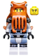 Minifig No: coltlnm12  Name: Shark Army Octopus - Minifig Only Entry, no stand, no accessories