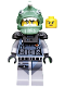 Minifig No: coltlnm13  Name: Shark Army Angler - Minifig Only Entry, no stand, no accessories