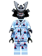 Minifig No: coltlnm16  Name: Volcano Garmadon - Minifig Only Entry, no stand, no accessories