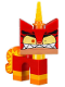 Minifig No: coluni02  Name: Angry Unikitty - Character Only Entry, no stand
