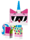 Minifig No: coluni05  Name: Shades Unikitty - Character Only Entry, no stand
