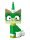 Minifig No: coluni11  Name: Queasy Unikitty - Character Only Entry, no stand