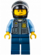 Minifig No: cop056  Name: Police Officer - Juniors