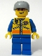 Minifig No: cty0073  Name: Coast Guard City