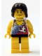 Minifig No: cty0237  Name: Wind Surfer
