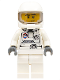 Minifig No: cty0324  Name: Spacesuit, White Legs, Space Helmet, Black Eyebrows