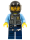 Minifig No: cty0357  Name: Police - LEGO City Undercover Elite Police Motorcycle Officer