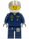 Minifig No: cty0359  Name: Police - LEGO City Undercover Elite Police Helicopter Pilot